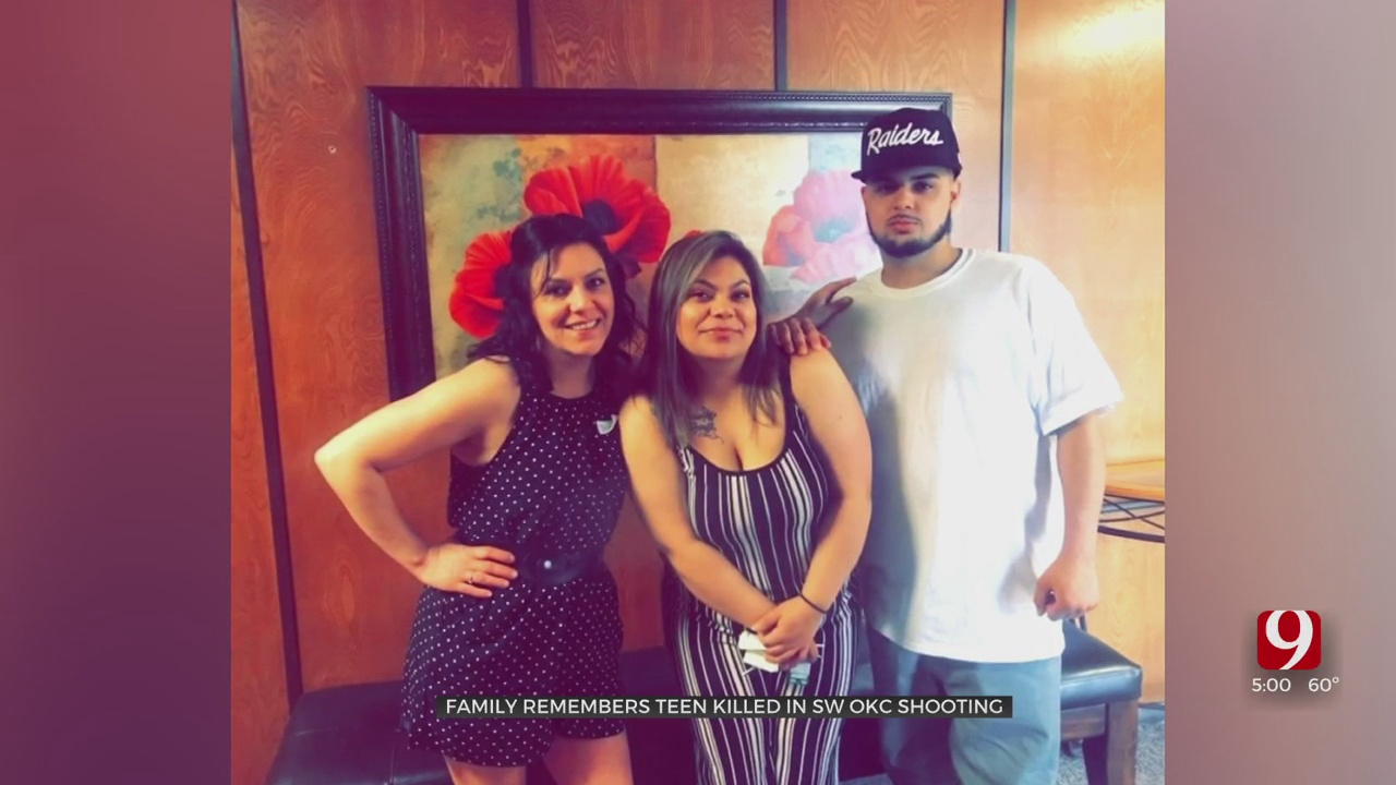 Family Mourns The Death Of 18-Year-Old Shot In SW Oklahoma City