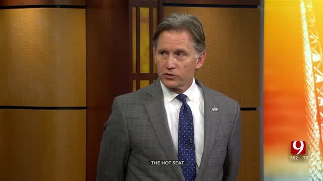 The Hot Seat Attorney General Mike Hunter on McGirt v. Oklahoma Ruling