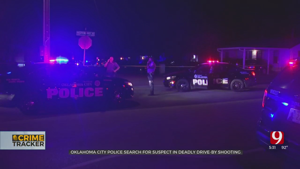 1 Man Killed After Drive-By Shooting In SW OKC