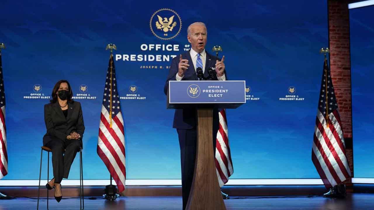 President-elect Biden Unveils $1.9T Plan To Stem Virus & Steady Economy