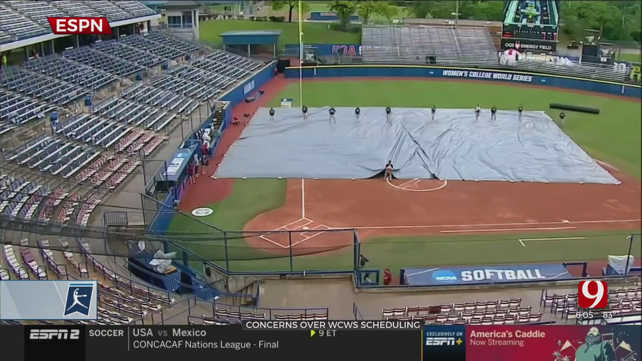 Coaches, Fans Express Concerns Over WCWS Game Delays & Scheduling