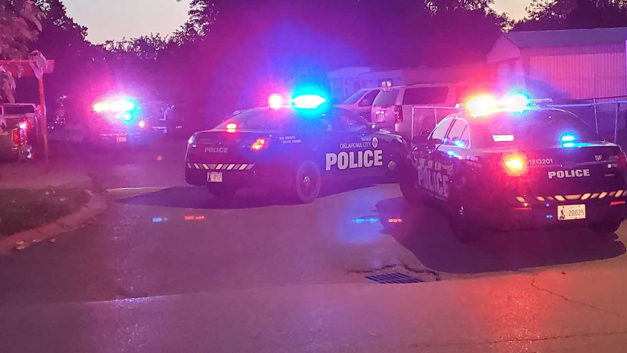 Suspect On-The-Run After Shooting Family Member In SE OKC, Police Say