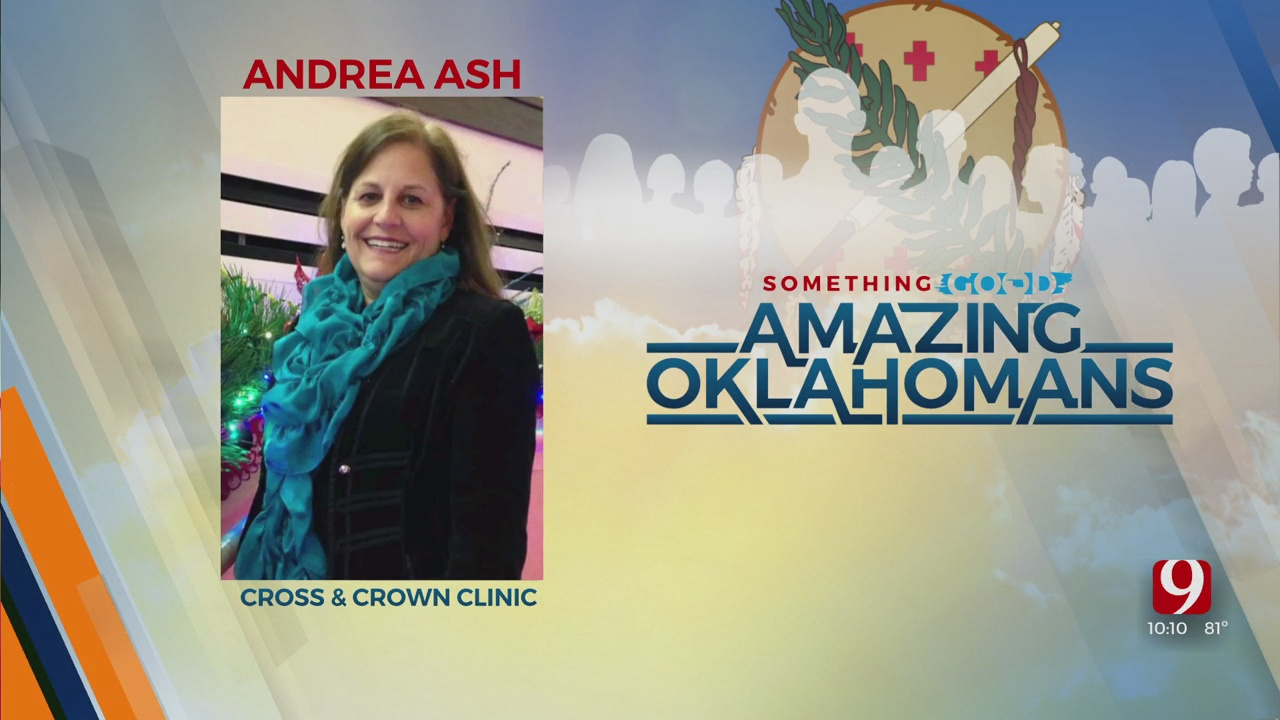 Amazing Oklahoman: Andrea Ash