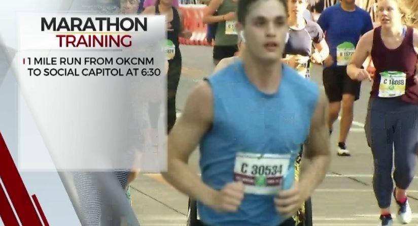 OKC Memorial Marathon Begins Training Runs This Weekend