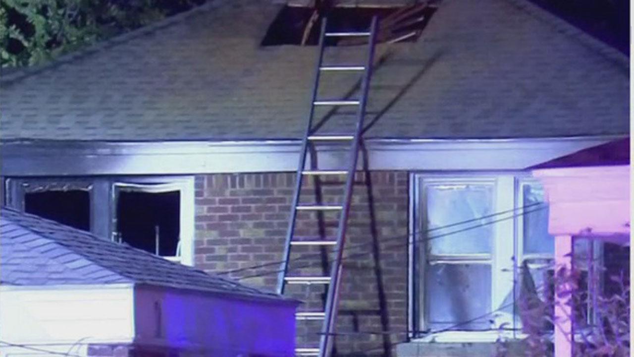 Overnight Housefire Displaces Family, Kills Pet