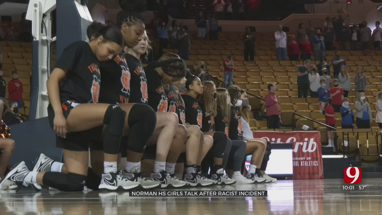 Norman High School Basketball Team Speaks Out Against Racist Comment After Winning State Championship