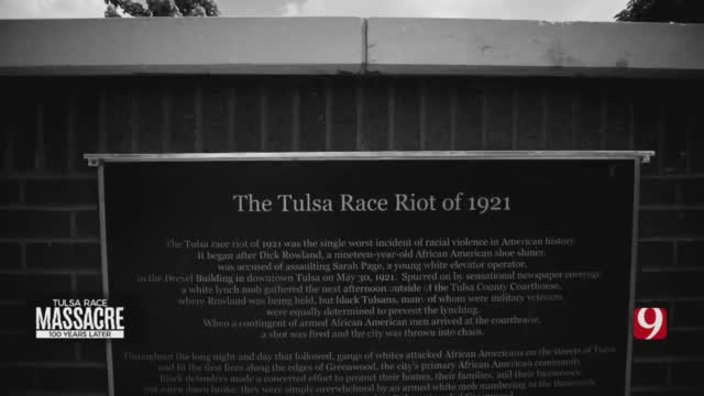 Telling The Story Of The 1921 Tulsa Race Massacre Through Artifacts, Historical Documents