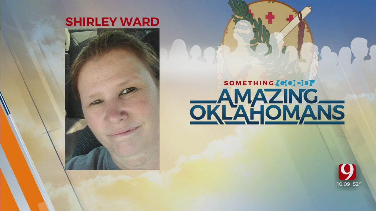 Amazing Oklahoman: Shirley Ward
