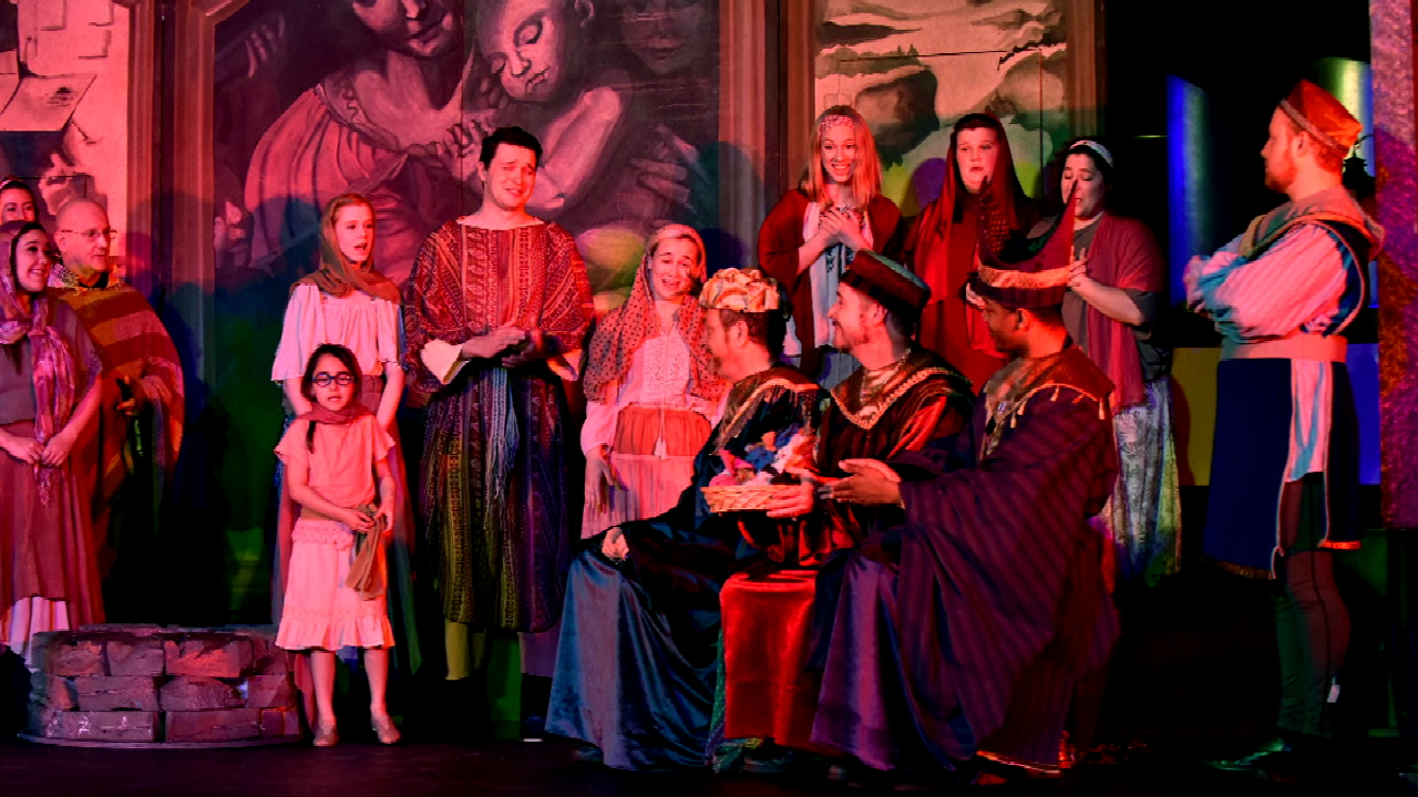 Painted Sky Opera Resumes Live Performance With 'Amahl and the Night Visitors'
