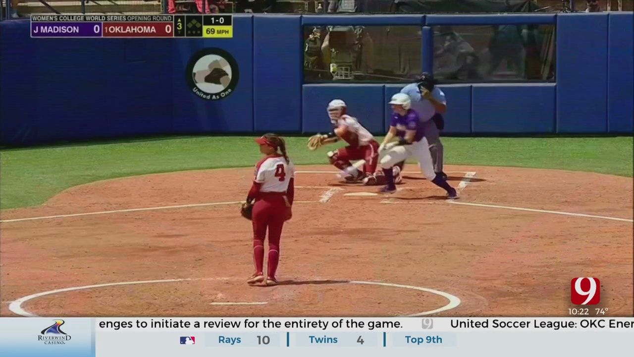NCAA Approves Use Of Instant Replay Review In Softball