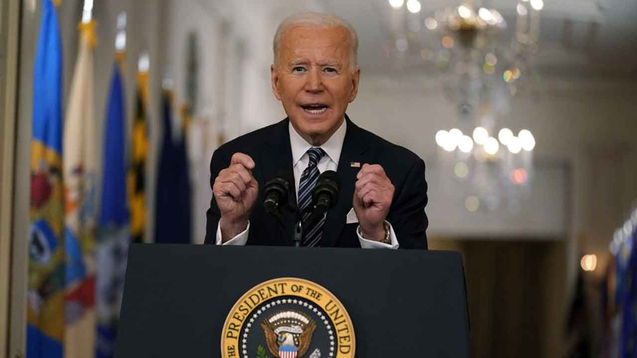 President Biden Sets May 1 Target To Have All Adults Vaccine-Eligible