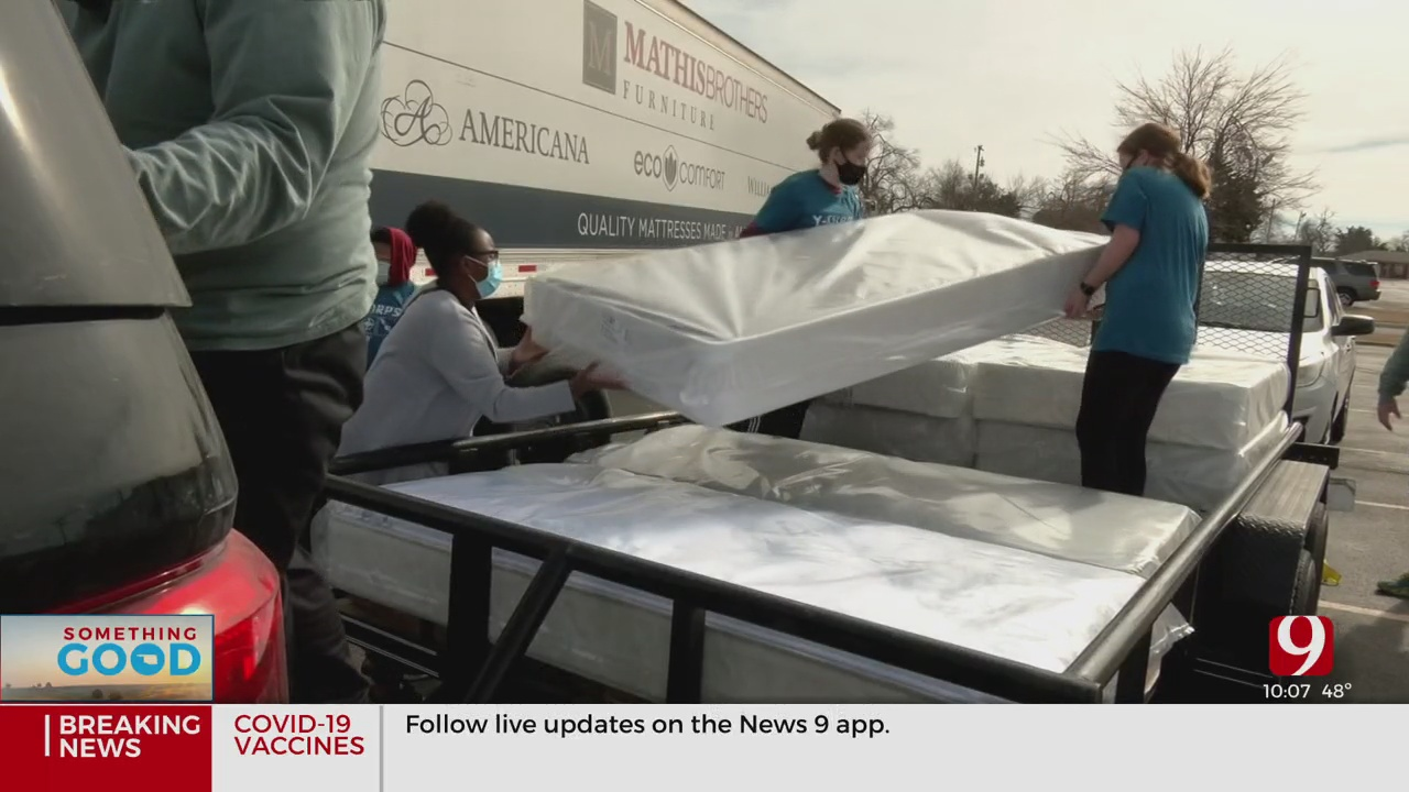 Oklahoma City YMCA Gives 100+ Beds To Kids For Free In Biggest Program Giveaway To Date