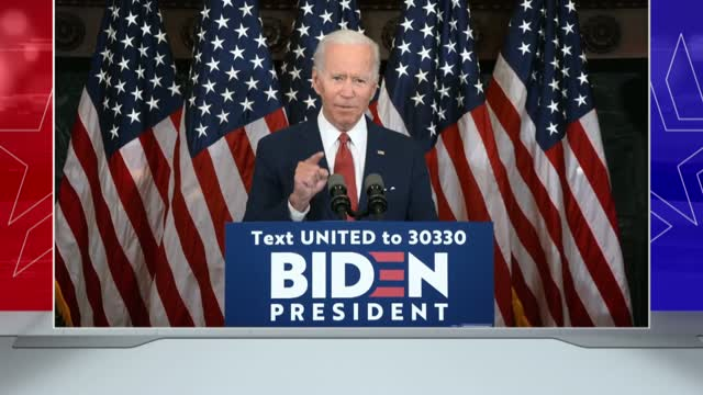 For The First Time In 2020, Biden's Monthly Fundraising Haul Is Higher Than Trump's