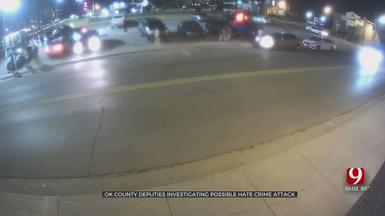 Deputies Investigate Possible Hate Crime After Victim is Punched, Called Homophobic Slur