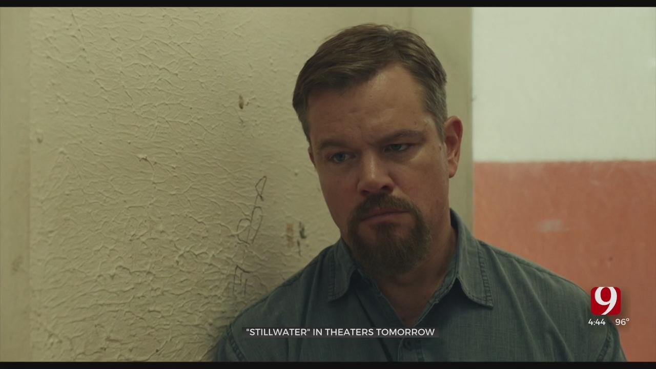 Dino's Movie Moment: Exclusive Interview With 'Stillwater' Star Matt Damon
