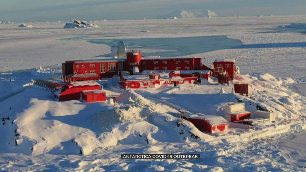 COVID-19 Now On Every Continent After At Least 36 People In Antarctica Test Positive