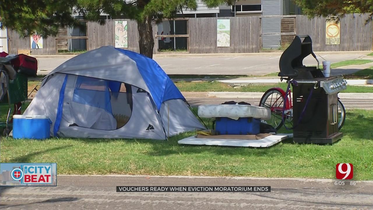 Oklahoma City Prepares For End To Eviction Moratorium