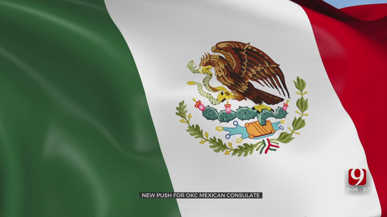 Supporters Call For Mexican Consulate In Oklahoma