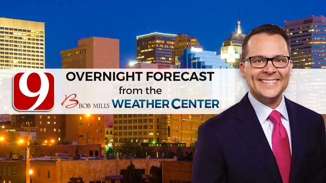 Monday Forecast With Justin Rudicel