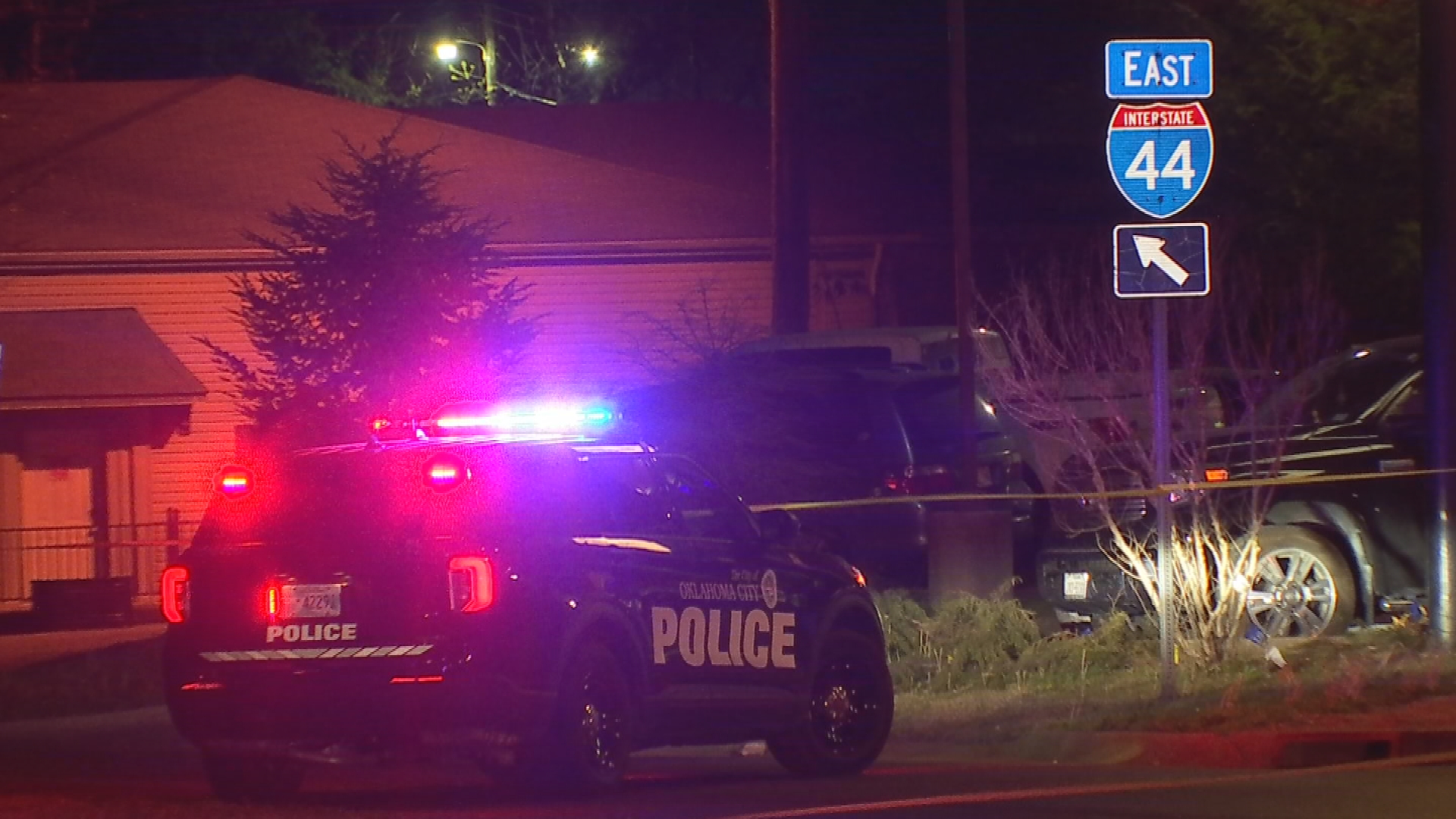 OKC Police Searching For Suspect In Fatal Shooting