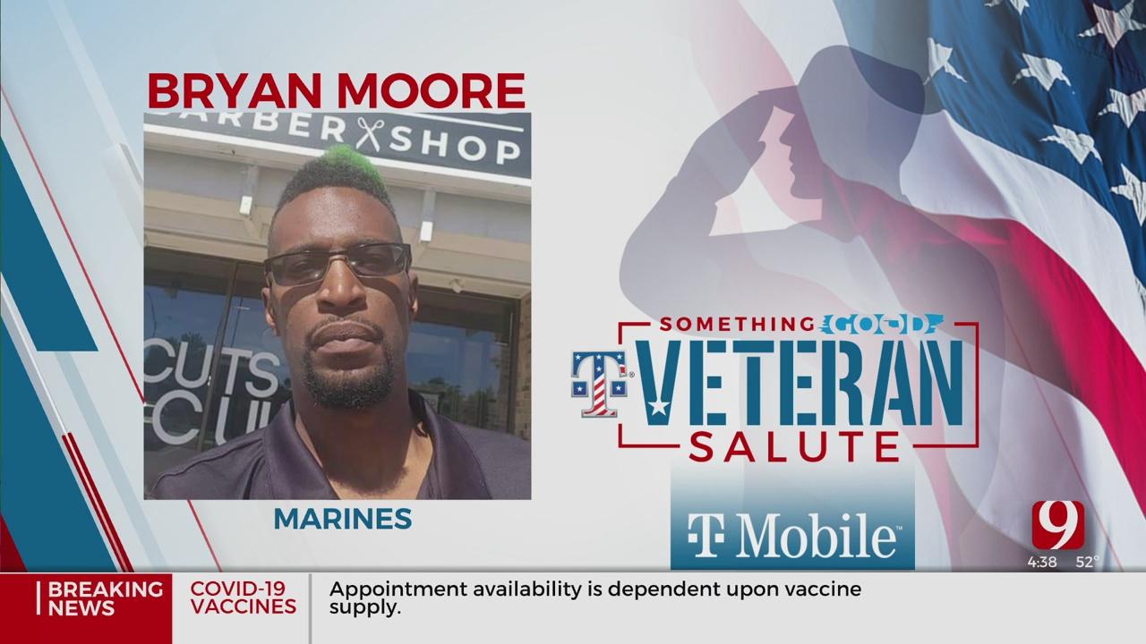 Veteran Salute: Bryan Moore