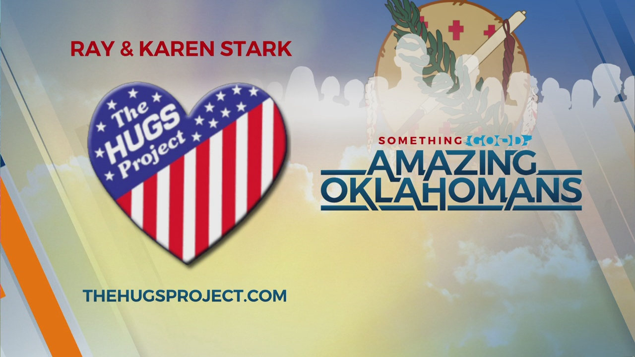 Amazing Oklahoman: Ray & Karen Stark
