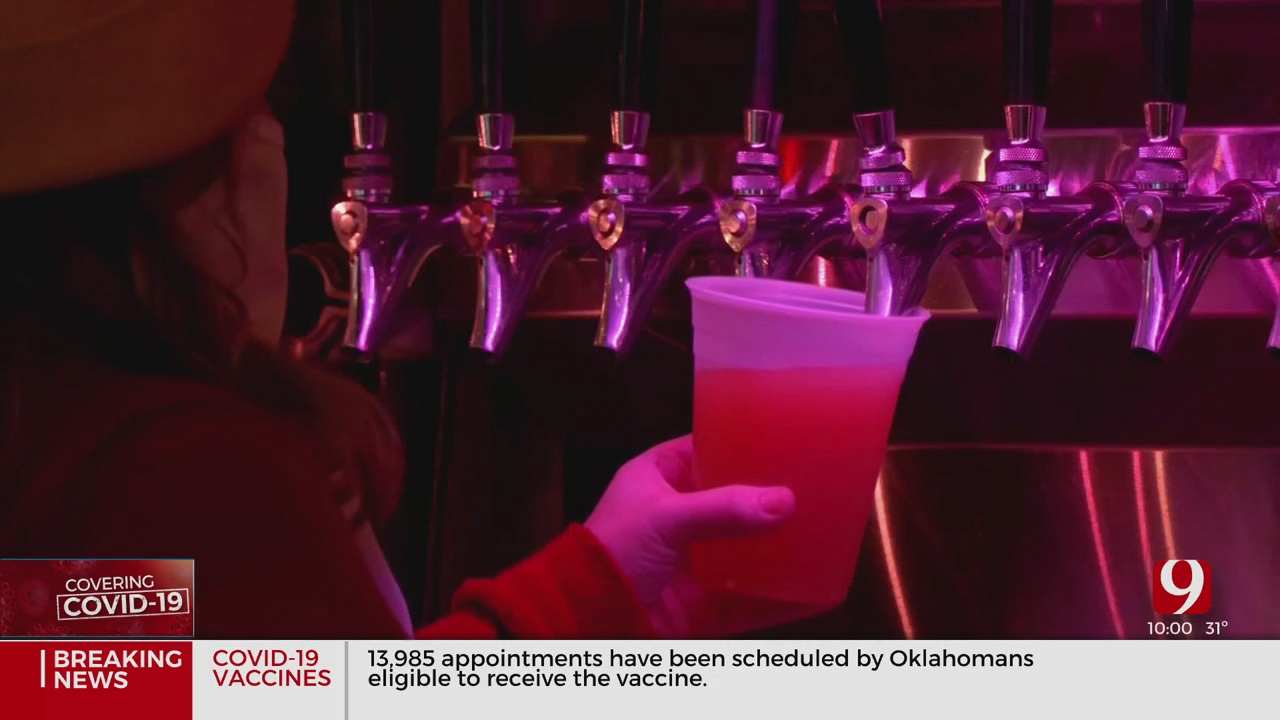 Bar Owners, Health Officials Clash In Lawsuit Over Stitt's Executive Order