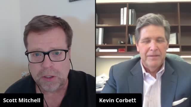 Mitchell Talks: Interview With Oklahoma Mental Health Executive Kevin Corbett