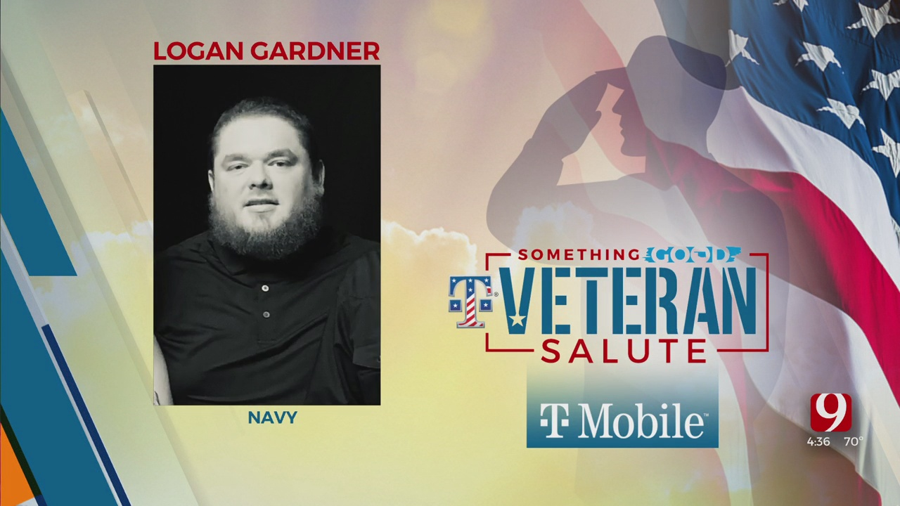 Veteran Salute: Logan Gardner
