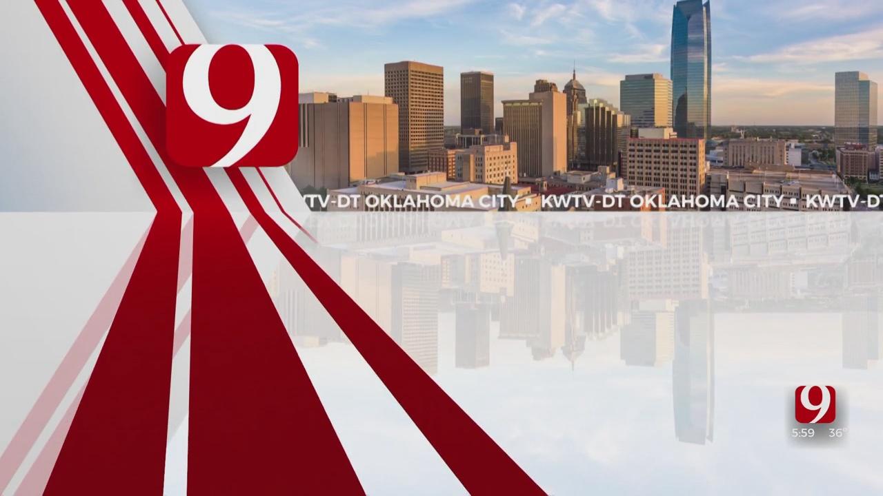 News 9 6 p.m. Newscast (January 1)