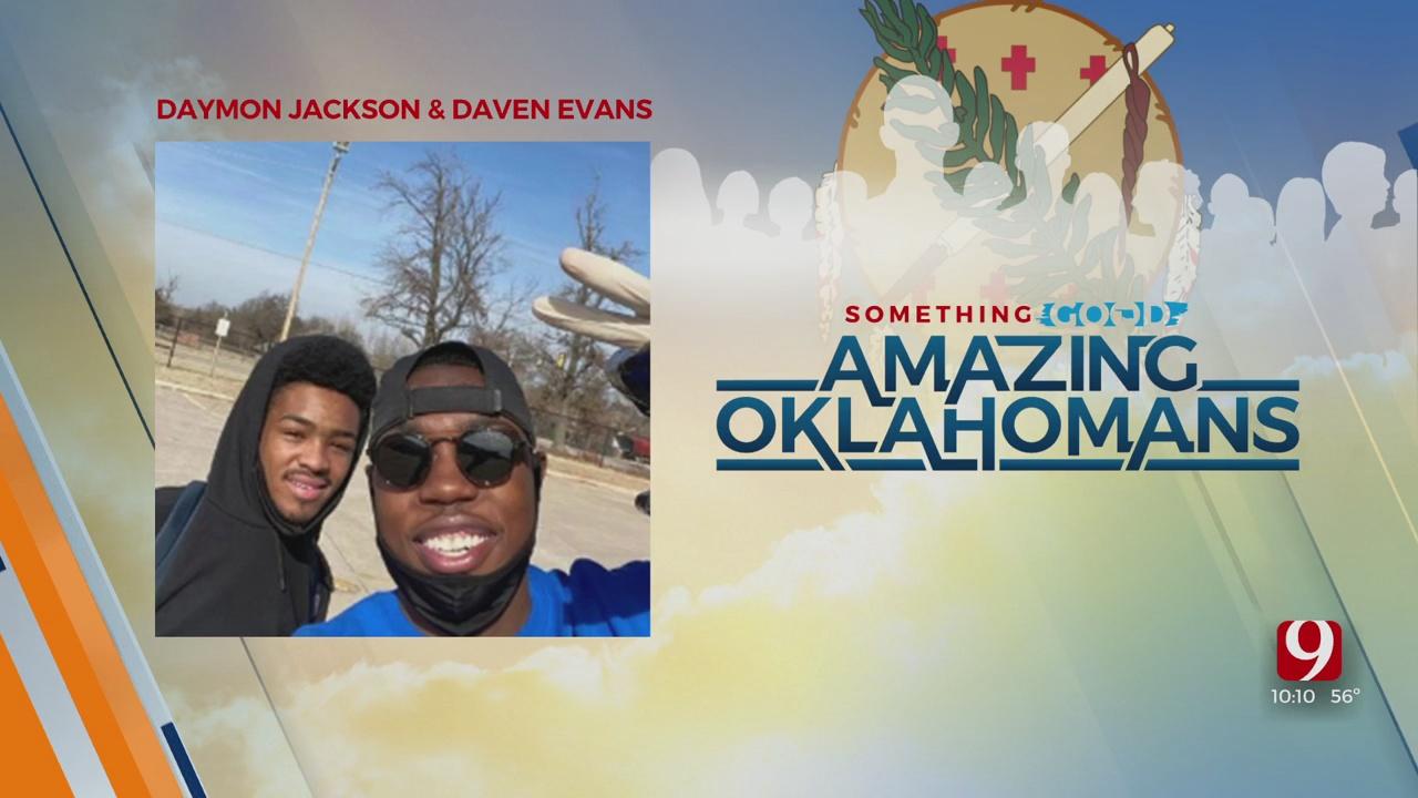 Amazing Oklahoman: Daymon Jackson & Daven Evans