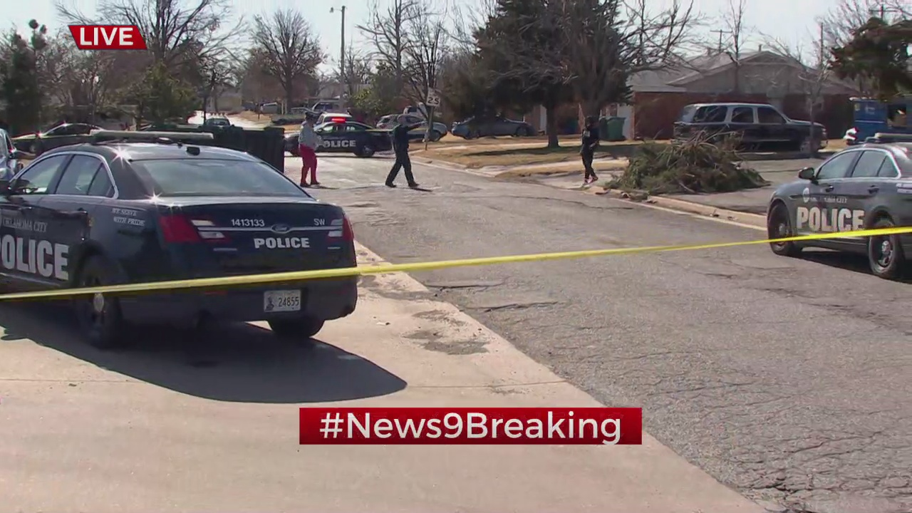 1 Injured In SW OKC Shooting