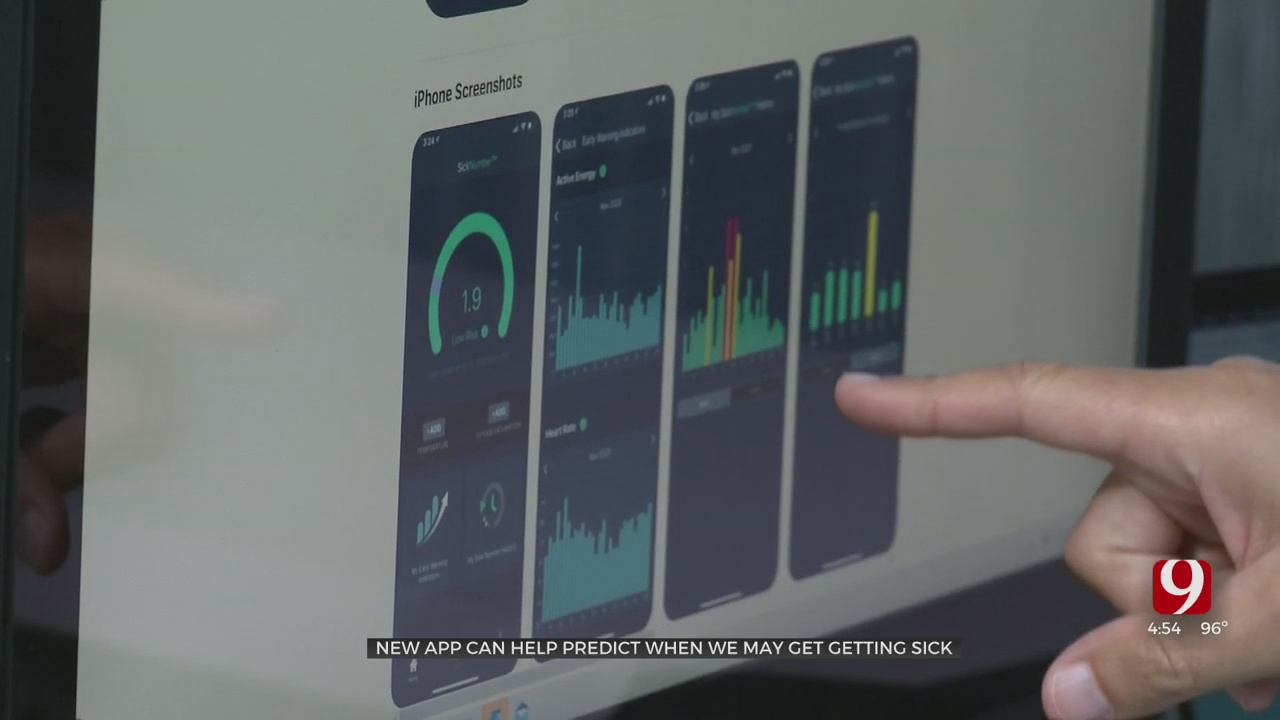 Medical Minute: New App Can Help Predict When We May Get Sick
