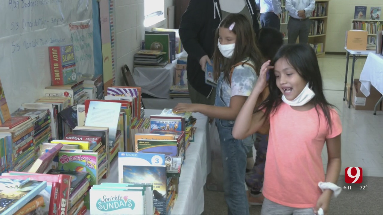 OKC Nonprofit, State Sen. Collaborate On Effort To Reach Young Readers