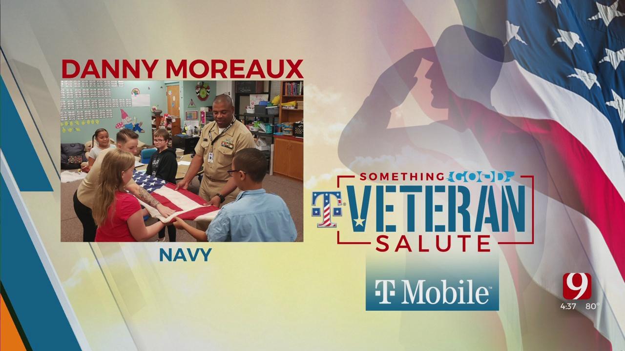 Veteran Salute: Danny Moreaux