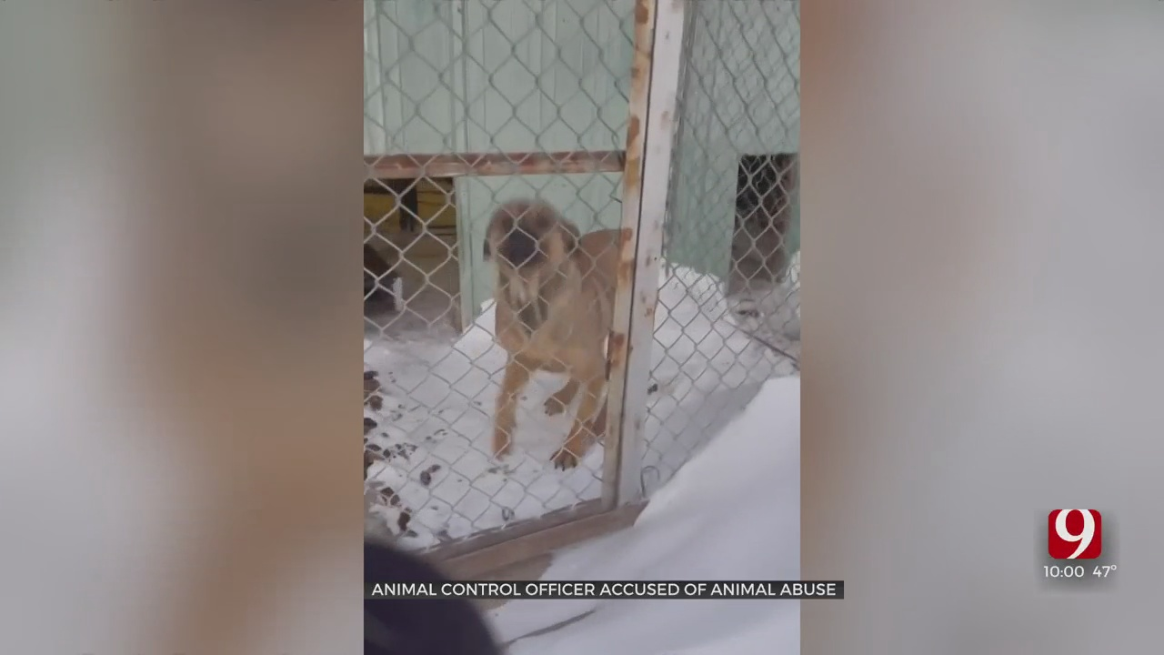 Former Oklahoma Animal Control Officer Arrested For Animal Cruelty