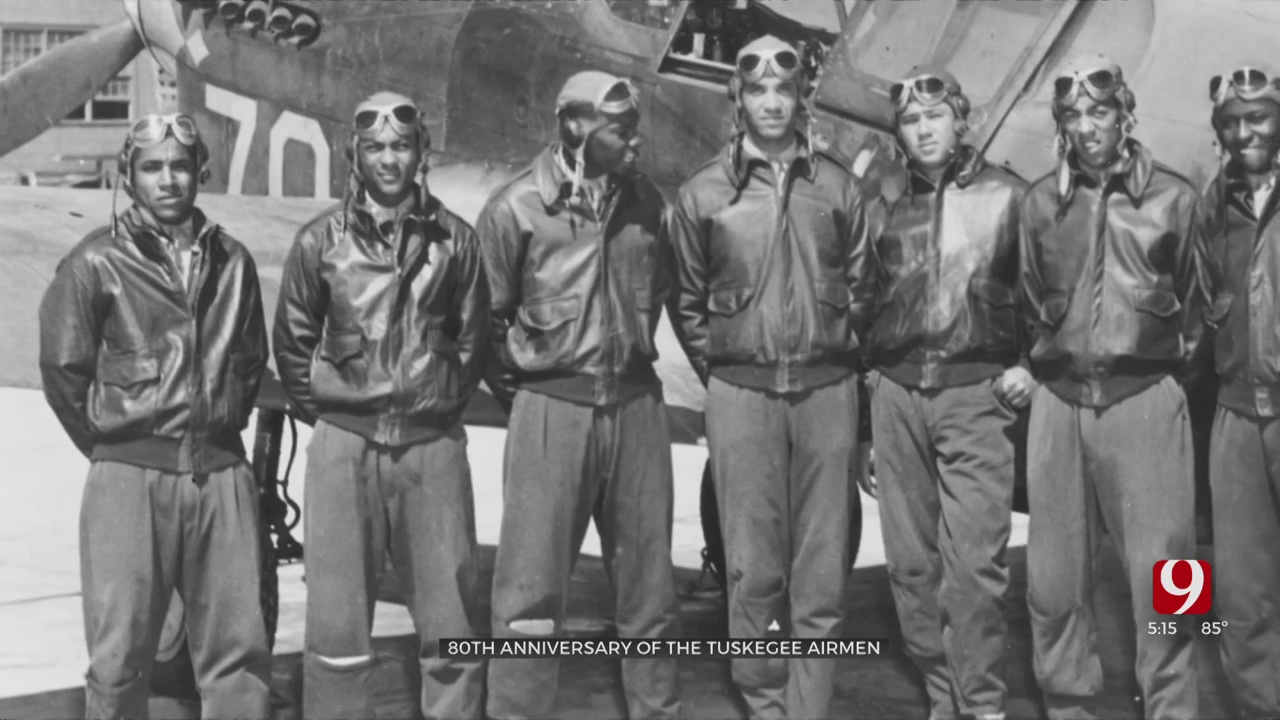 Tuskegee Airmen's Legacy Lives On 80 Years Later In US Air Force