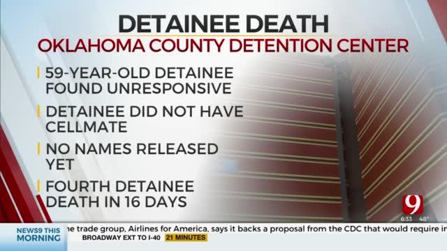 ODOC Says 4 Inmates Have Died In Last 3 Weeks