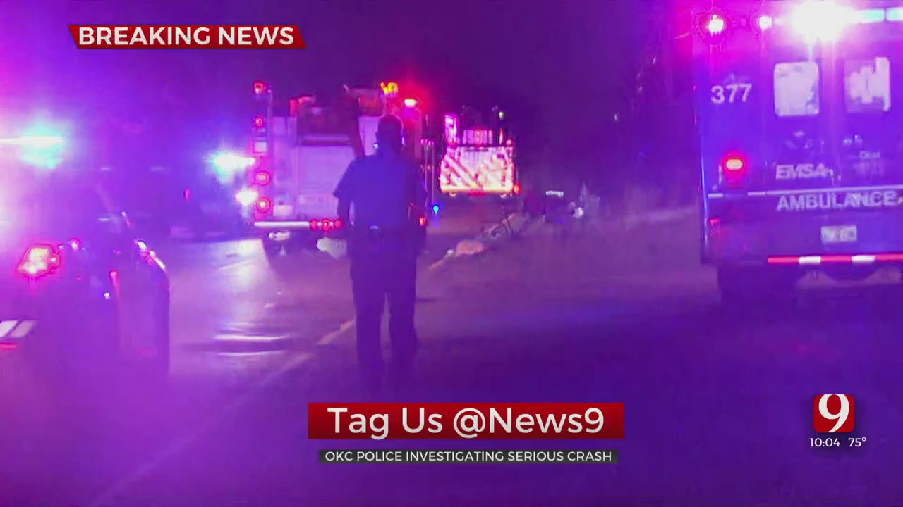 3 People Struck By Car In OKC Hit-And-Run