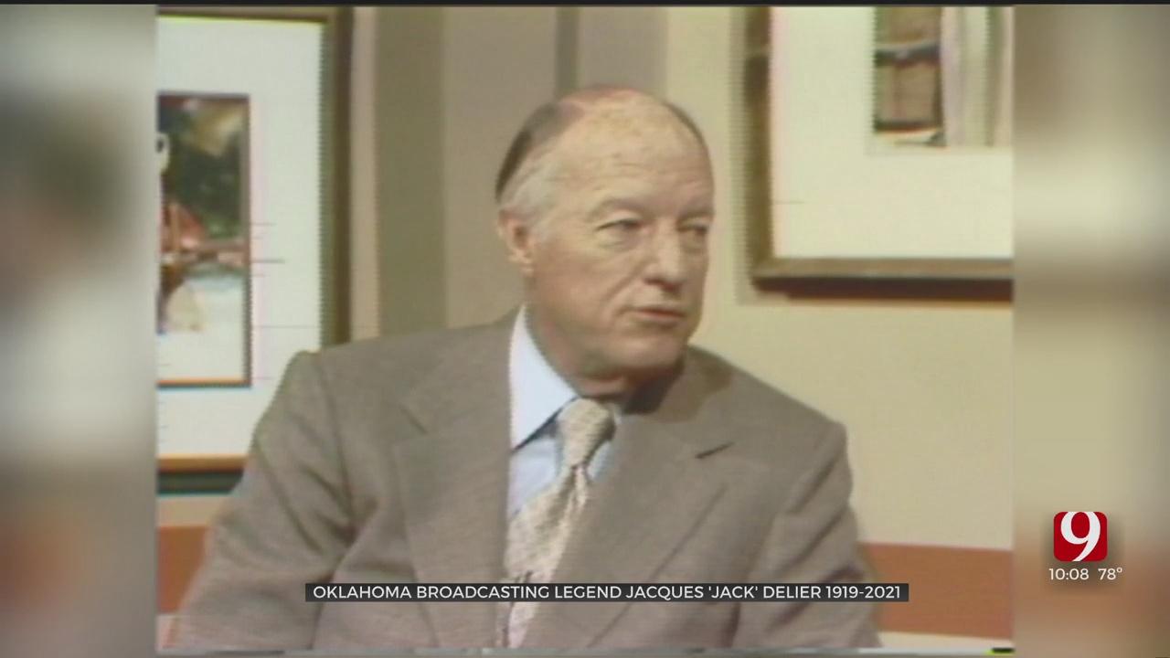 News 9 Remembers Broadcasting Legend Jacques 'Jack' DeLier