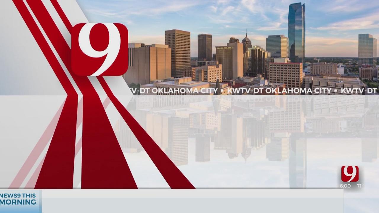 News 9 6 a.m. Newscast (June 8)