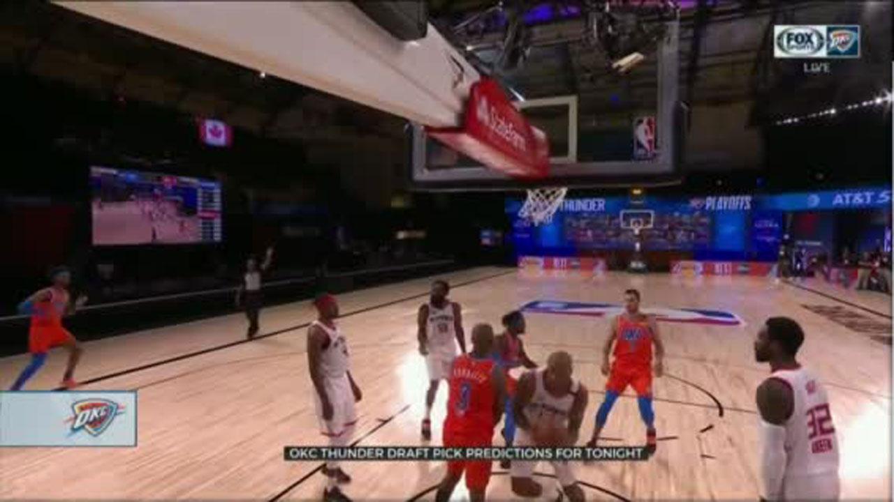 OKC Thunder Predictions Ahead Of 2020 NBA Draft