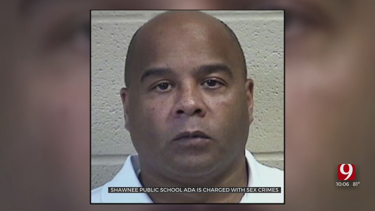 Shawnee HS Assistant Athletic Director Charged With Sex Crimes