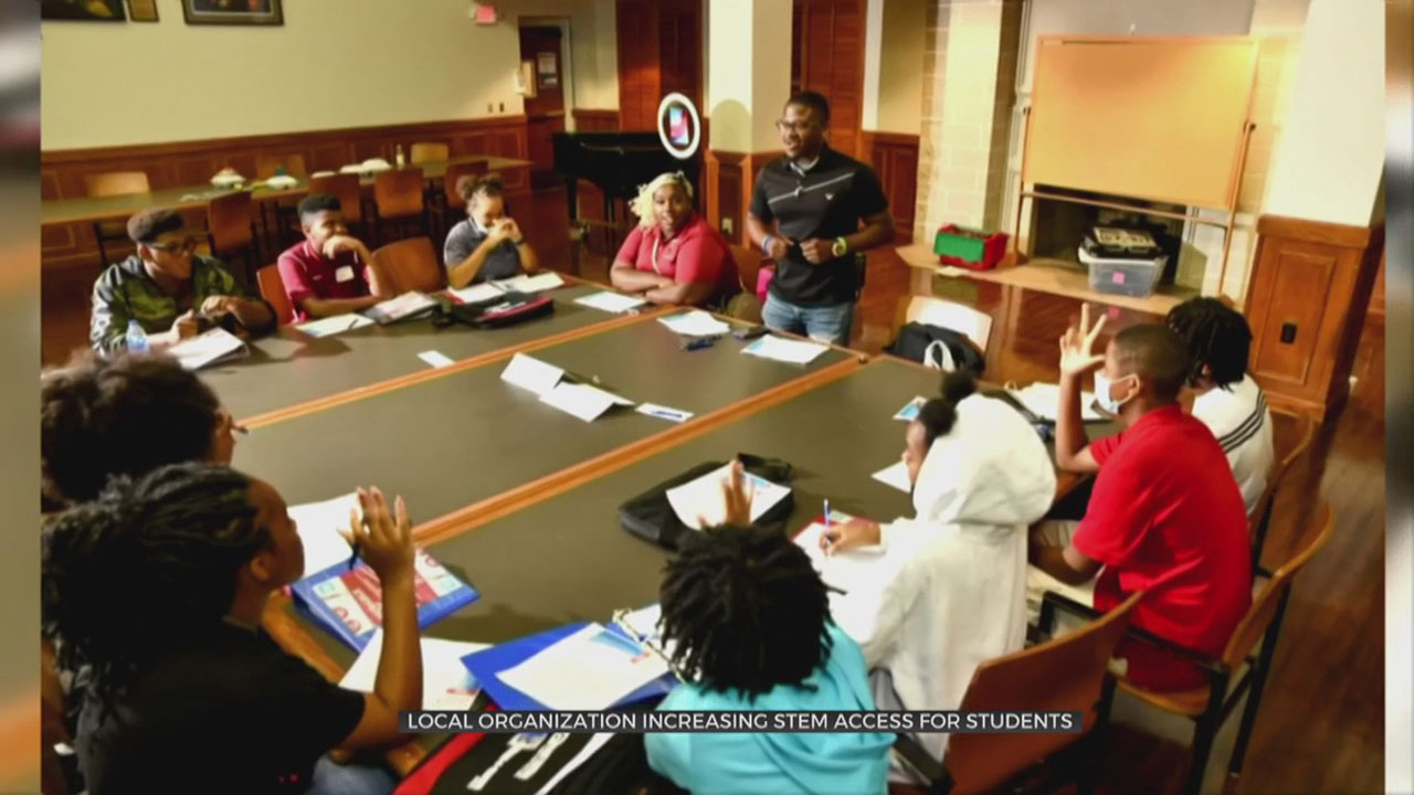 Class Matters Provides Resources For STEM Students