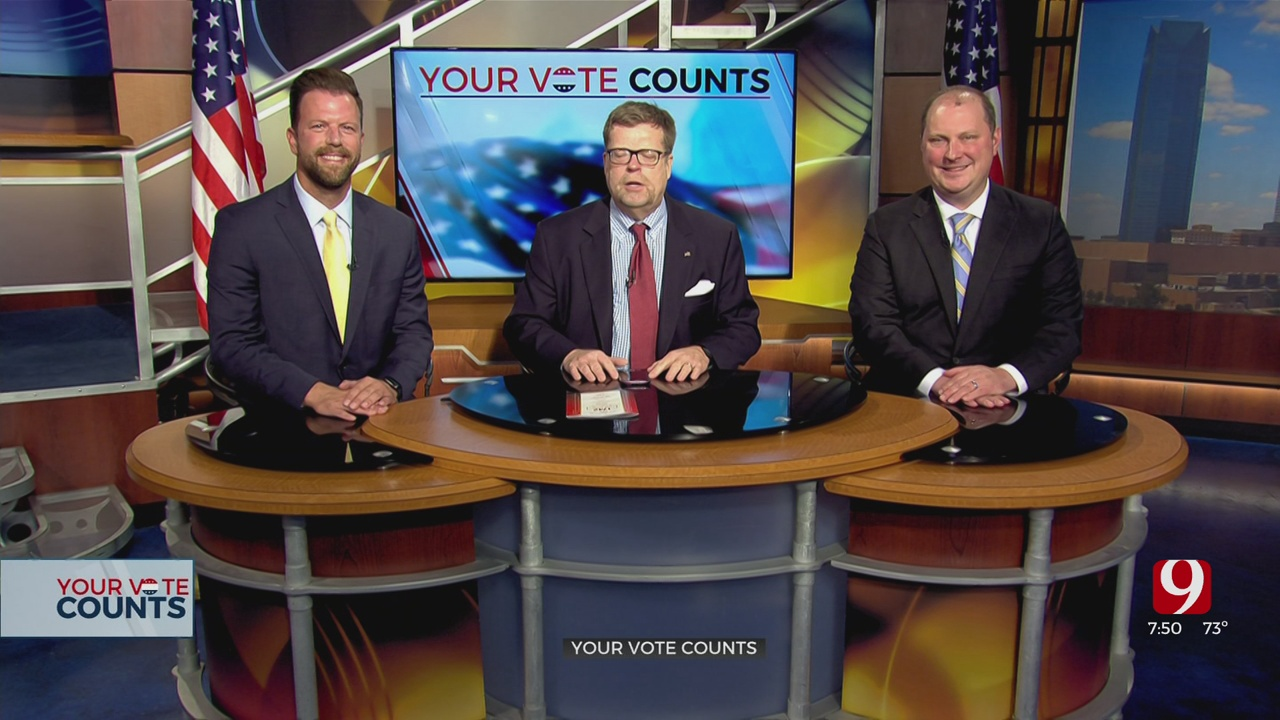 Your Vote Counts: Mask Mandate Ruling, Rep. Mullin In Afghanistan And The 2022 Race For US Congress