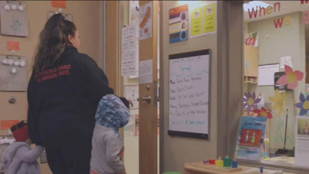 Sunbeam Family Services Enrolling Children For Free Child Care