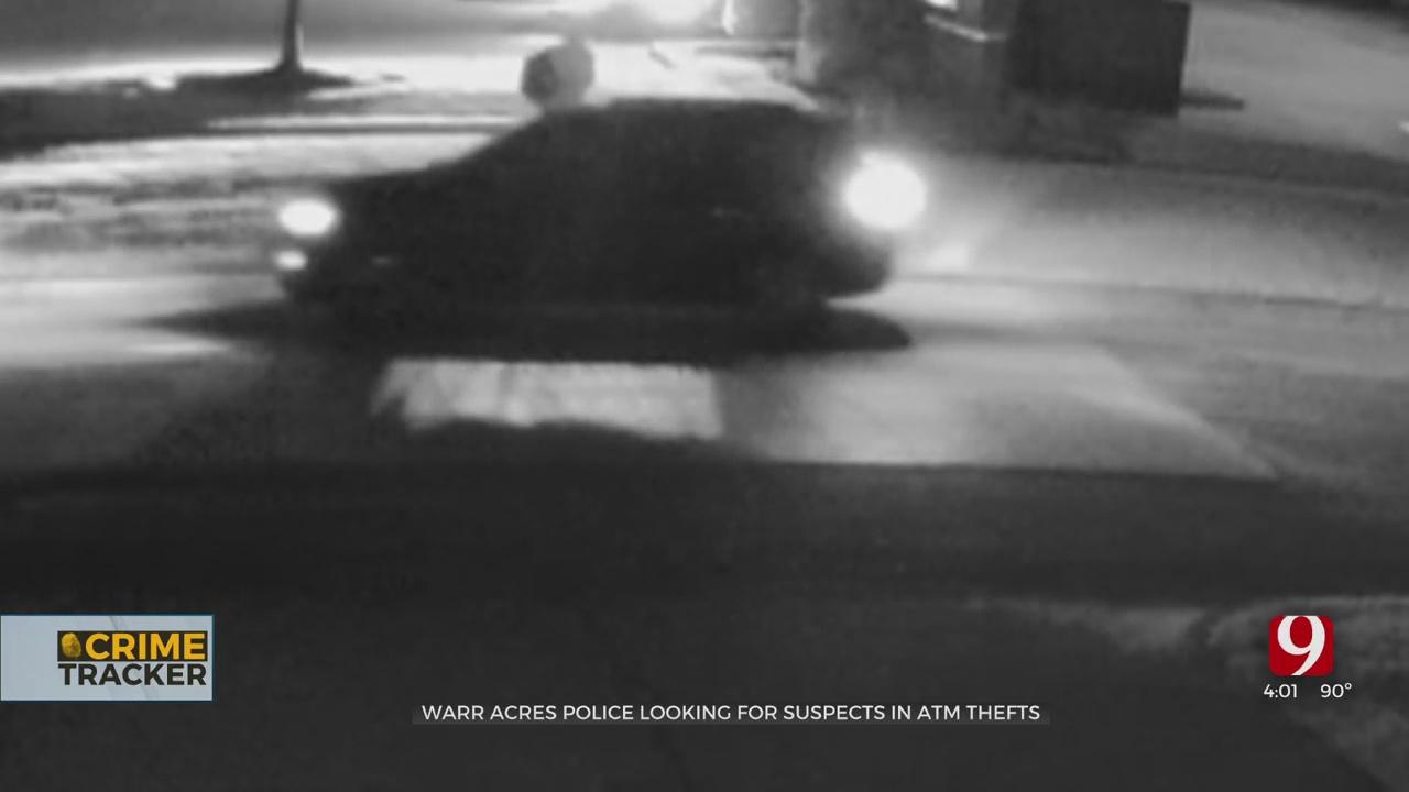 Warr Acres Police Investigating Multiple ATM Burglaries