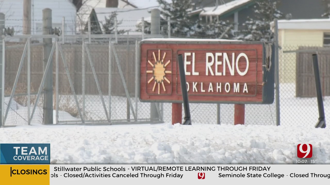 El Reno Without Water For 2 Days Following No Warning Of OG&E Rolling Blackout