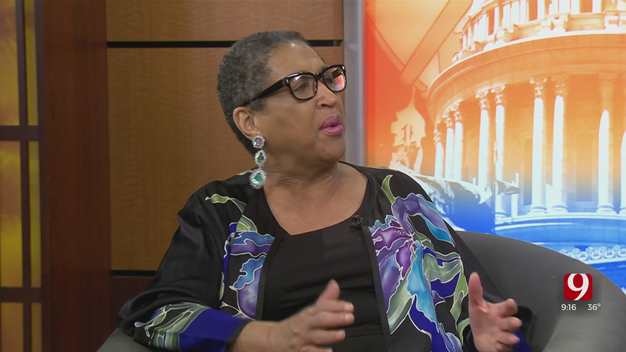 Ayanna Najuma Details Her Life's Work Fighting For Civil Rights