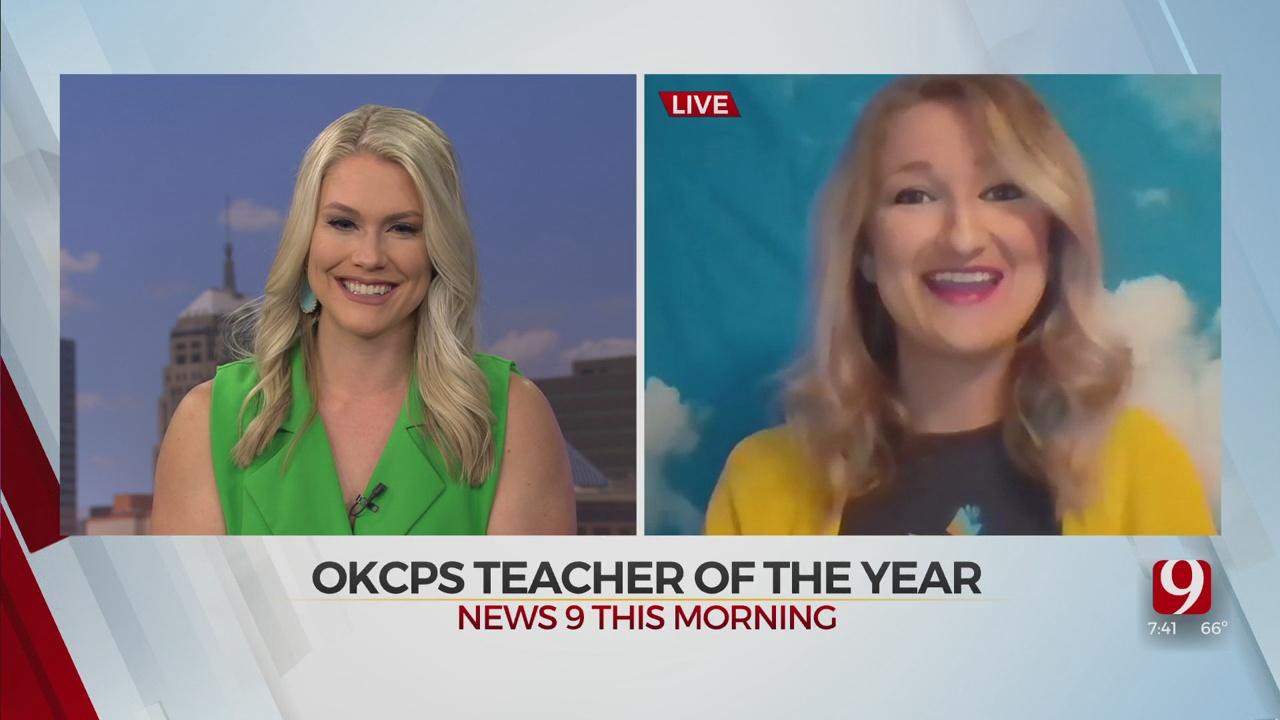 OKC Public Schools Names Teacher Of The Year: McKenzie Hodge